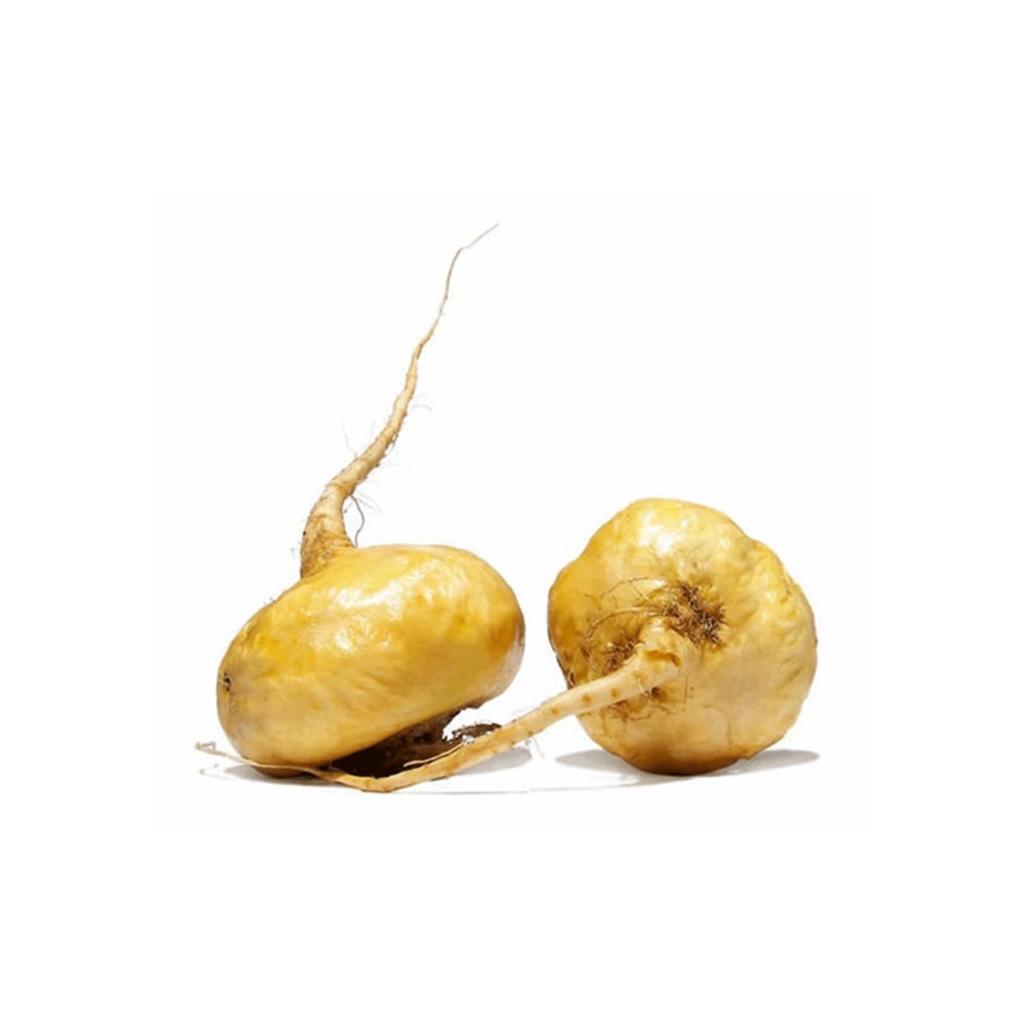 deux boules du maca, un aphrodisiaque exotique
